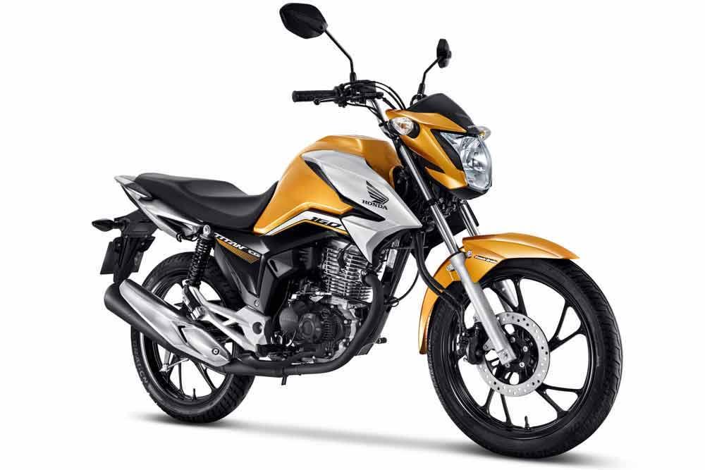 Honda CG 160 2022. Foto: Divulgação
