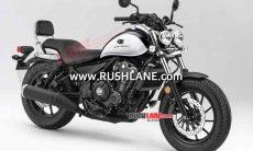 Protótipo da parceria Bajaj-Triumph já estaria em fase de testes. Foto Render: Reprodução Rushlane
