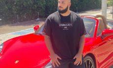 Wesley Pessano, influenciador em criptomoedas é assassinado dentro de Porsche . Foto: Reprodução Instagram
