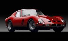 Ferrari 250 GTO 1963. Foto: Divulgação