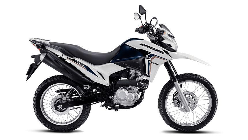 Honda NXR 160 Bros 2022. Foto: Divulgação