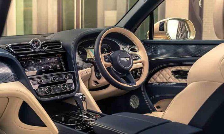 Bentley registra ano recorde de vendas e lança o elétrico Bentayga Hybrid . Foto: Divulgação
