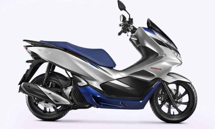 Honda PCX 125. Foto: Divulgação